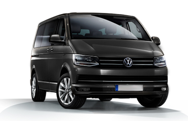 Alquiler VW Caravelle con chofer