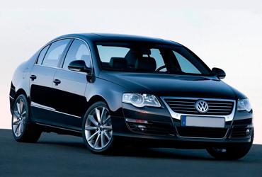 VW Passat TDI 105